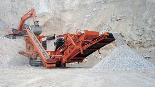 QI340 Impact Crusher