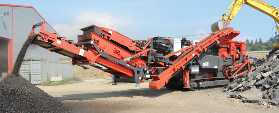 QI341 Impact Crusher