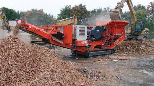 QJ241 Jaw Crusher