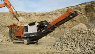QJ331 Jaw Crusher