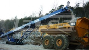 TS65 Track Driven Conveyor
