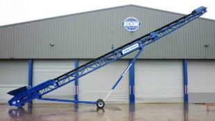 MS80 Mobile Wheeled Conveyor