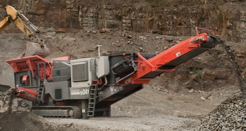 QJ341 Jaw Crusher